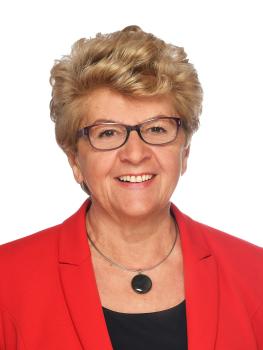 Frau Gerlinde Schrempp